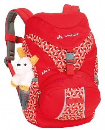 Детский удобный рюкзак 6 л.  Vaude Ayla 4052285206604 Розовый
