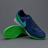 Футзалки Nike TiempoX Mystic V IC 819222-443, Найк Темпо