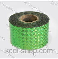 Фольга для литья зеленая (MPFR-002)