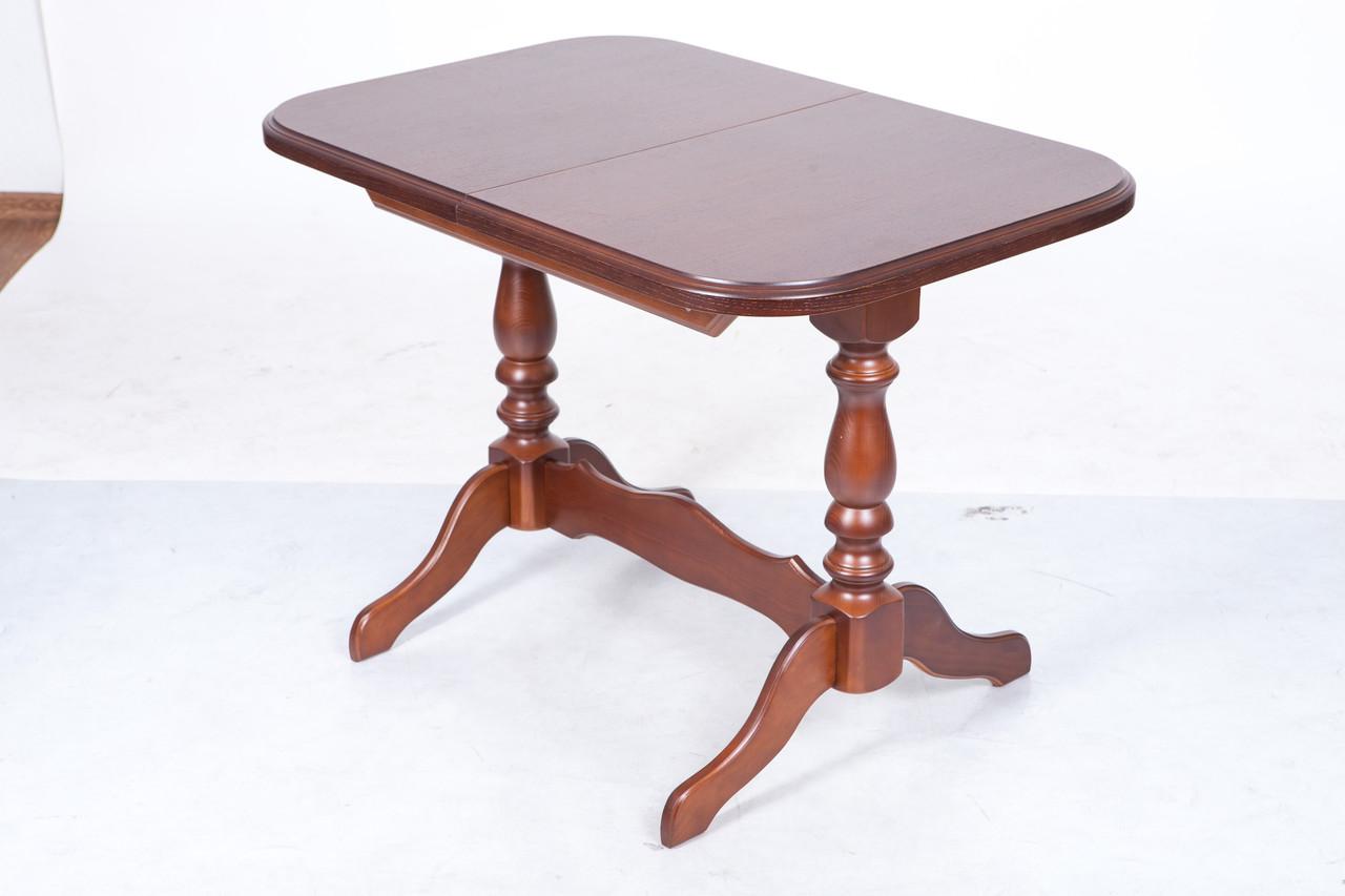 Стол обеденный   раскладной  Аврора  Fusion Furniture, цвет орех светлый