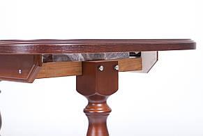 Стол обеденный   раскладной  Аврора Fn , орех светлый, фото 2