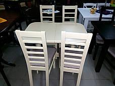 Стол обеденный   раскладной  Аврора   Fn, беж, фото 2