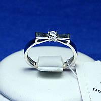 Серебряное кольцо Бантик 15081р