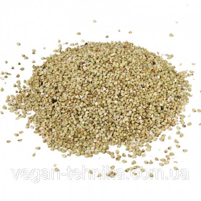 Гречка зеленая (сырая) органическая, 1 кг