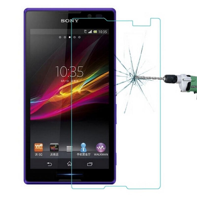 Защитное стекло Sony Xperia C C2305 S39h