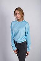 Свитшот Ann голубой, фото 1