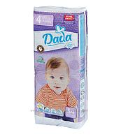 Новинка! Подгузники Dada Comfort Fit  Extra Soft 4 (7-18 кг) - 54 шт