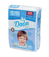Новинка! Подгузники Dada Comfort Fit  Extra Soft 5 (15-25 кг) -46 шт