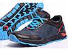 Мужские кожаные кроссовки Merell M blue