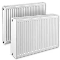 Радиатор стальной HEATON  500x500 тип 11 (боковое подключение)