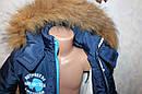 Зимний комбинезон +куртка  30 размер (натуральная опушка) СКОРО!!!!, фото 3