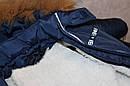 Зимний комбинезон +куртка  30 размер (натуральная опушка) СКОРО!!!!, фото 4