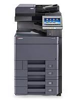 Офисный черно-белый МФУ Kyocera TASKalfa 5002i формата А3 – копир/ принтер/ полноцветный сканер.