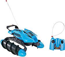 Hot Wheels Вездеход на р/у синий RC Terrain Twister Blue эко упаковка