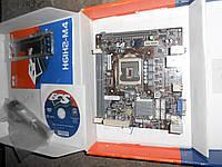 ECS H61H2-M4 (V.1.0) Socket 1155 - полный комплект!!!