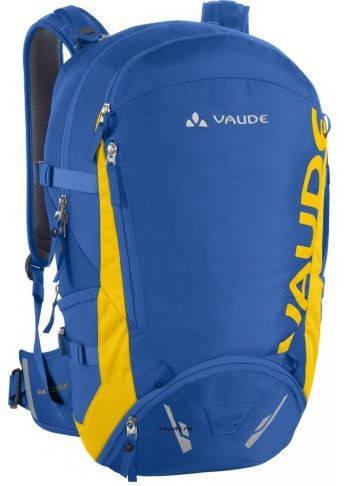 Стильный велорюкзак 25+5 Vaude Gravit 4021573986245 Голубой