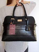 Сумка David Jones СМ2205 black,Франция, оригинал!