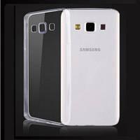 Чехол силиконовый прозрачный для Samsung Galaxy A3