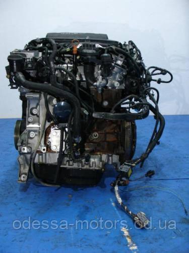 Двигатель Fiat Scudo 2.0 D Multijet, 2010-today тип мотора RH02, RHH