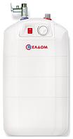 Бойлер Eldom 72326PMP 15 литров, установка под мойкой