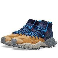 Оригинальные  кроссовки Adidas Consortium x Mita Seeulater Night Indigo