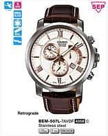 Часы CASIO BEM-507L-7AVDF