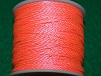 Капроновый шнур 3 мм  лососевый 20156