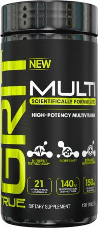 Витамины True Grit™ Multi -120 капсул