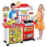 Детская Кухня магазин 889-05 Fast Food,красная