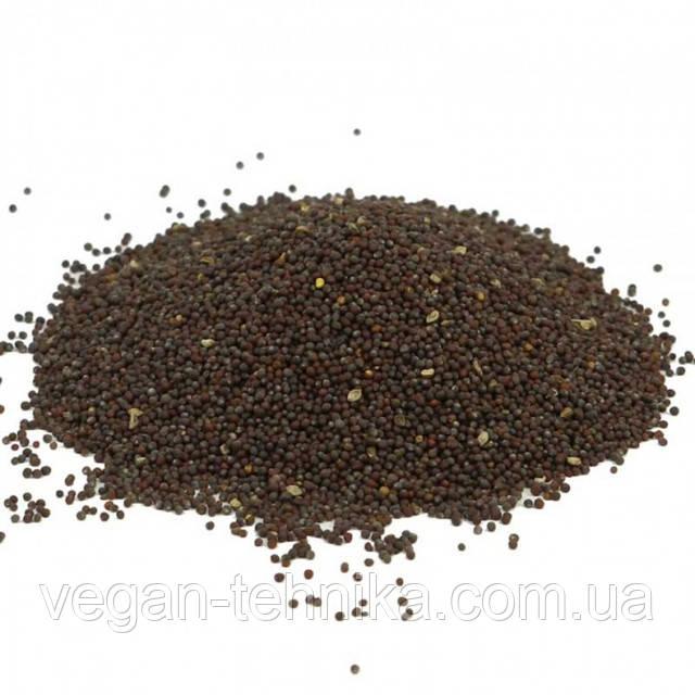Горчица черная органическая, семена горчицы
