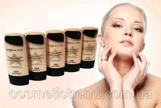 Тон для лица Max Factor Lasting Perfomance 30 ml #101 Ivory Beige, фото 3