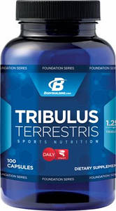 Tribulus Terrestris від Bodybuilding 100 капс ( 1250 мг )