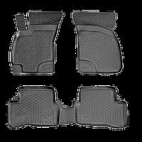 Автомобильные коврики Hyundai Santa Fe (ТАГАЗ) (06-), Lada Locker