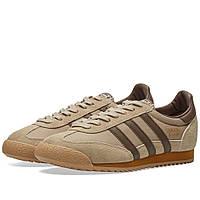 Оригинальные  кроссовки Adidas Dragon Vintage Cargo Khaki & Brown