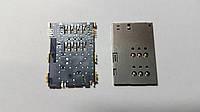SIM держатель  Samsung N8000, P3100, S5620 original.
