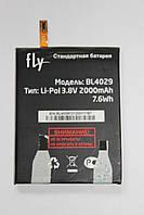 BL4029 аккумулятор для FLY IQ4412 оригинал