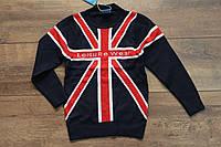 Вязаный свитер для мальчиков. 1- 3 года