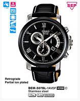 Часы Casio BEM-507BL-1AVDF