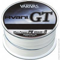 Шнур Varivas AVANI GT MAX POWER, 600m, #6 80 LB