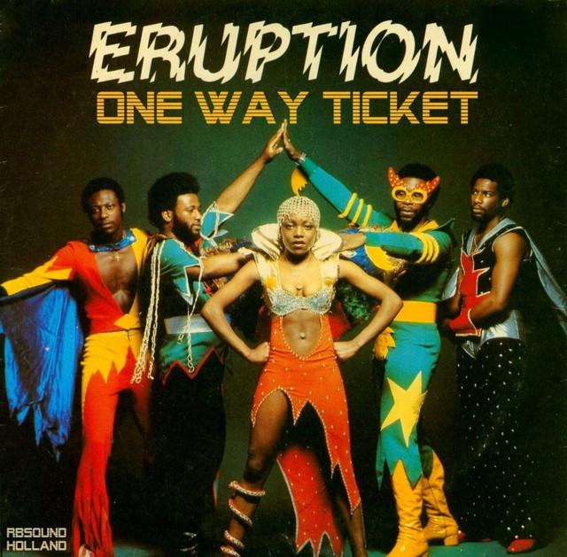 CD диски Eruption