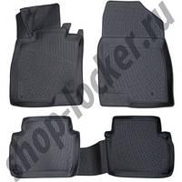 Автомобильные коврики Mаzdа 3 III (13-) 3D, Lada Locker