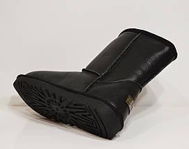 Угги женские черные Sopra 5825, фото 3