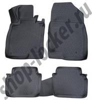 Автомобильные коврики Mаzdа 6 III (12-) 3D, Lada Locker