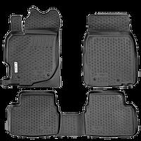 Автомобильные коврики Mаzdа СХ-9 (07-) (3 ряда сидений), Lada Locker