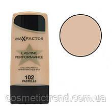 Тон для обличчя стійкий Max Factor Lasting Perfomance 30 ml #102 Pastelle
