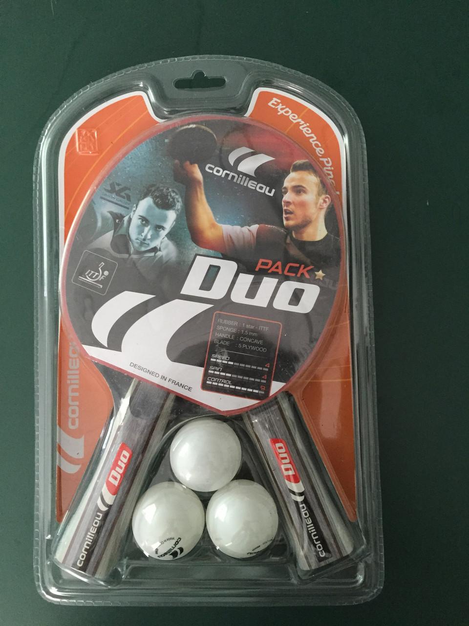 Набор для настольного тенниса Cornilleau Sport Pack Duo