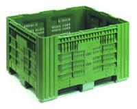 Пластиковий контейнер H-AB 110-FA D K3