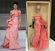 Колекційна лялька Барбі Силкстоун / Glam Gown Barbie Doll, фото 4