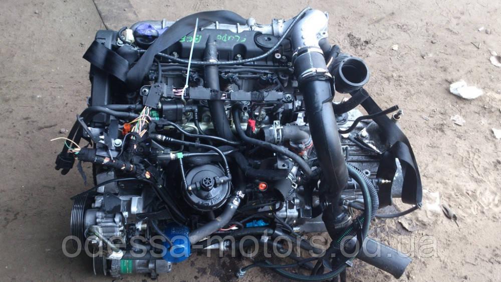 Двигатель Fiat Scudo 2.0 D Multijet, 2007-today тип мотора RHR