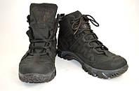 Тактичні кросівки   чорного  кольору , фото 1